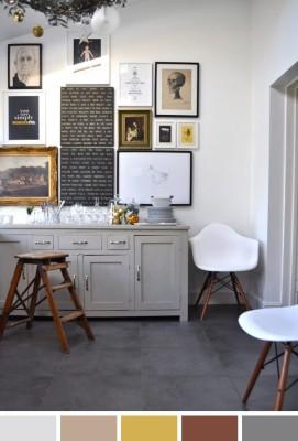 Como decorar a cozinha com quadros (Fotos: Divulgação).