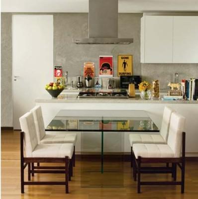 Decoração na cozinha para 2013  (Foto:Divulgação).
