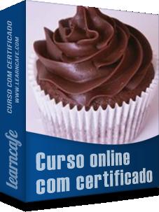 Curso de decoração de cupcakes online