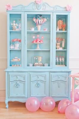 Sugestão delicada de decoração com cores  Candy Colors  (Foto:Divulgação).