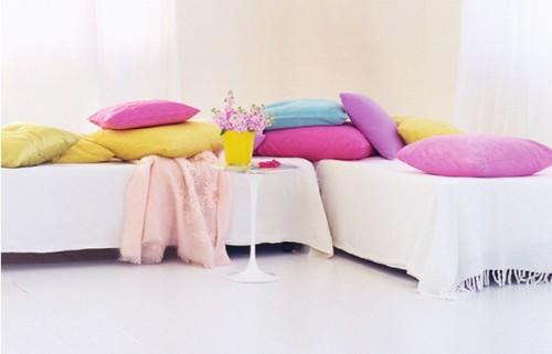 Como decorar a casa com candy colors  (Foto:Divulgação).