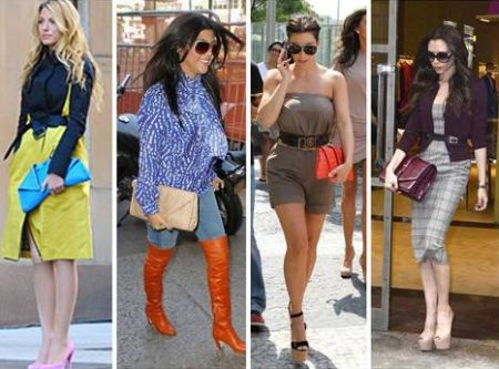 O verão 2013 está implorando por bolsa-carteira, e para todas as ocasiões (Foto: Divulgação)
