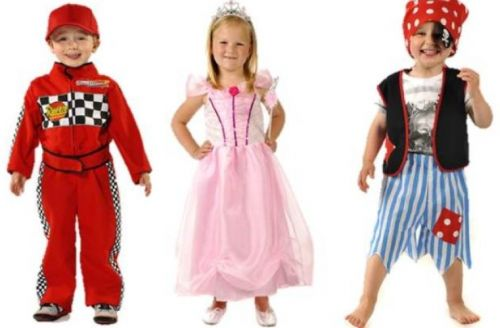 A fantasia para crianças deve ser ultraconfortável (Foto: Divulgação)