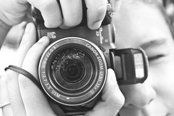 Ideias para abrir um negócio com pouco dinheiro - fotógrafo