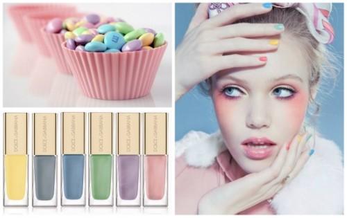Maquiagem Candy Colors