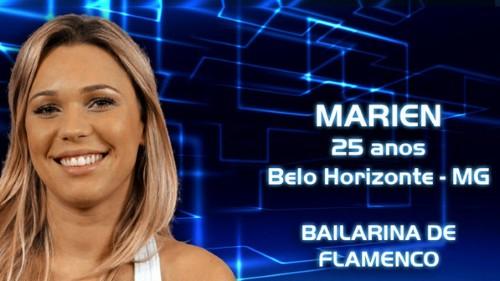 Marien Carretero BBB 13 - Fotos da Dançarina