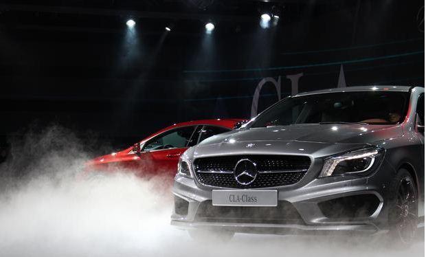 Mercedes Classe CLA (Foto: Terra/divulgação)