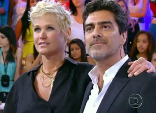 Xuxa e Junno (Foto:Divulgação)