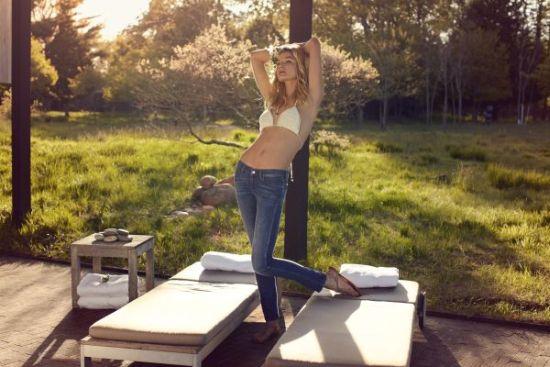 A calça jeans hidratante e anticelulite promete virar hit entre as mulheres (Foto: Divulgação)