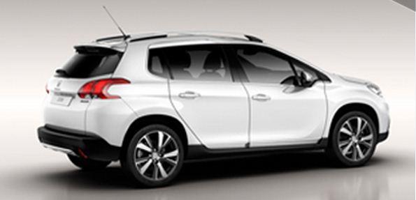 Novo Peugeot (Foto: Peugeot/divulgação)