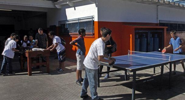 Programa Escola da Família (Foto: Educação SP/divulgação)
