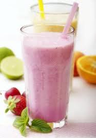 Receitas de shakes que emagrecem rápido
