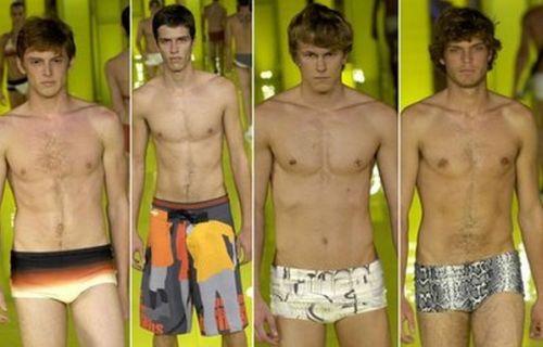 As sungas masculinas 2013 estão ultrademocráticas (Foto: Divulgação)