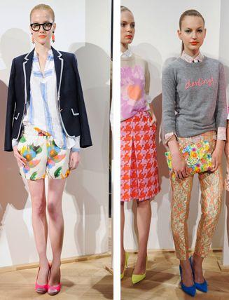 A moda 2013 pede sapatos coloridos e muita diversão no momento de montar seu look (Foto: Divulgação)