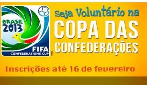 Voluntários para Copa (Brasil Voluntário/divulgação)