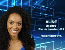 Aline Mattos estará no BBB13. (Foto: Divulgação).
