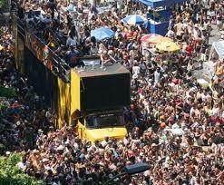 Carnaval de rua. (Foto: Divulgação).