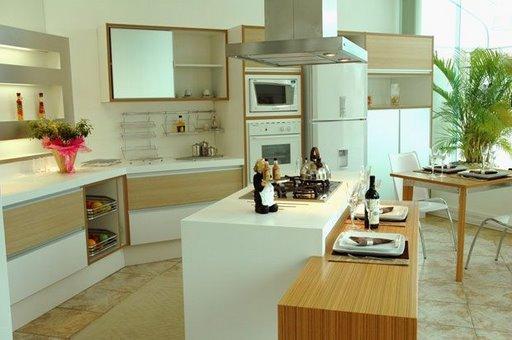 Saiba como planejar sua cozinha. (Foto: Divulgação).