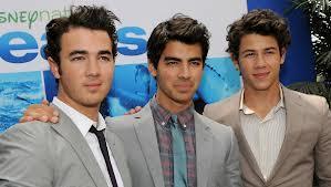Jonas Brothers vêm ao Brasil em março. (Foto: Divulgação).