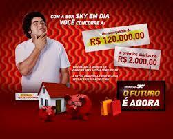 """Promoção """"O futuro é agora"""". (Foto: Divulgação)."""
