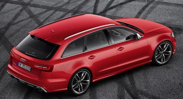 Audi RS Avant (Foto: G1/divulgaçao)