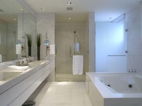 Dicas para decorar banheiro do casal  (Foto:Divulgação)