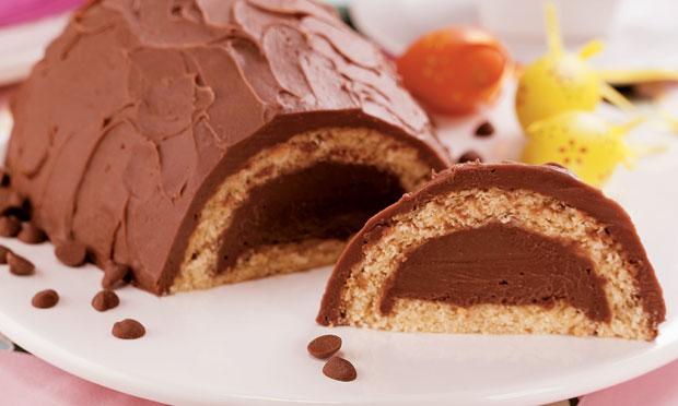 Bolo de ovo de chocolate  (Foto:Divulgação)