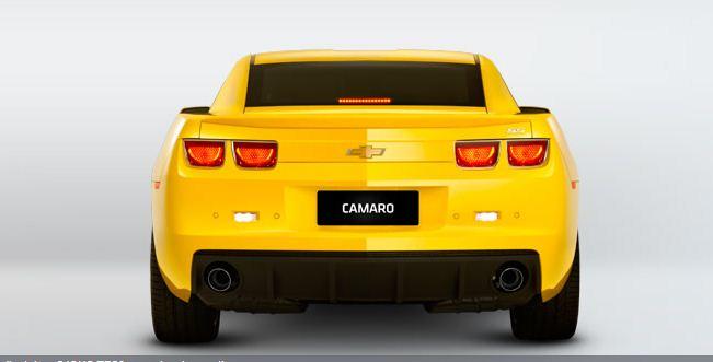 Camaro (Foto: Chevrolet/divulgação)