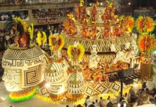 Desfile das campeãs Rio de Janeiro (Foto:Divulgação).