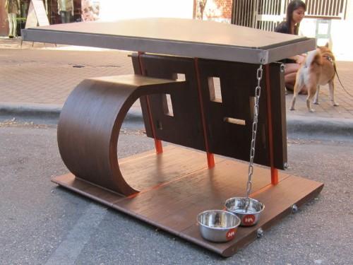 Modelo de casinha de cachorro(Foto:Divulgação)