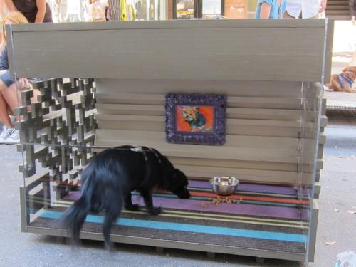 Casa de cachorro modelo (Foto:Divulgação)