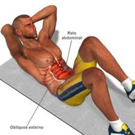 Como conseguir resultado com abdominais  (Foto:Divulgação)
