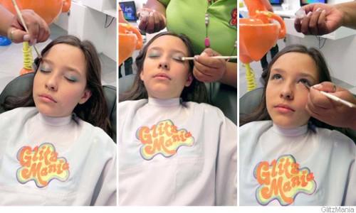 Passo a passo maquiagem para carnaval (Foto:Divulgação)