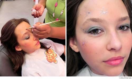 Maquiagem infantil (Foto:Divulgação)