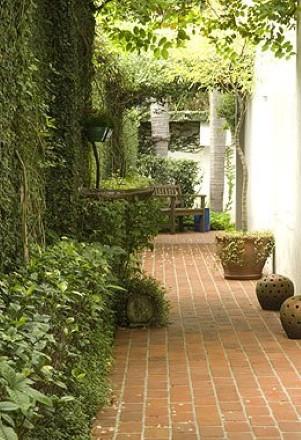 Jardim no corredor (Foto:Divulgação)