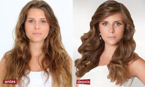 Modelo de corte de cabelo (Foto:Divulgação)