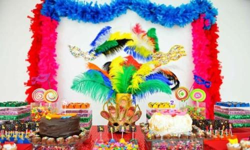 Dicas para decorar festa de carnaval (Foto:Divulgação)