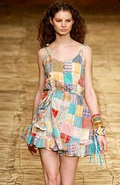 Os vestidos para festa junina 2013 podem seguir o seu estilo (Foto: Divulgação)