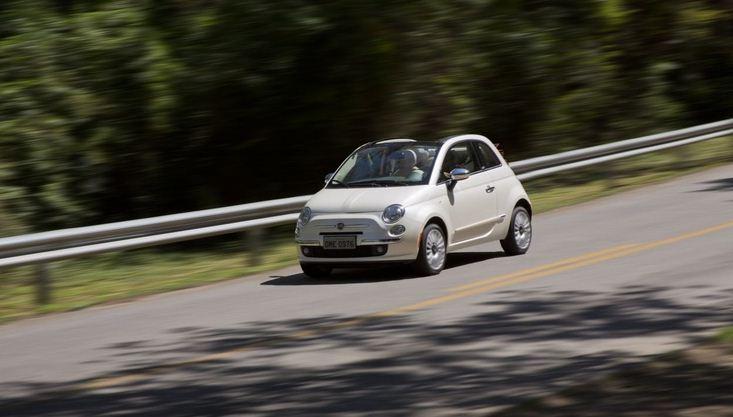 Fiat 500 2013 (Foto: iCarros/divulgação)