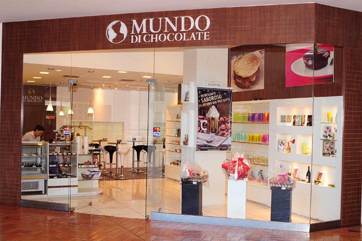 Franquias de chocolates - mundo di chocolate