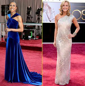 Os looks das famosas no Oscar 2013 abrilhantaram ainda mais o evento (Foto: Divulgação)