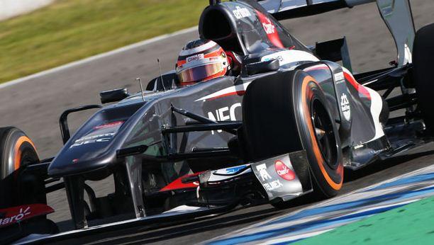 Sauber 2013 (foto: Quatro Rodas/divulgação)