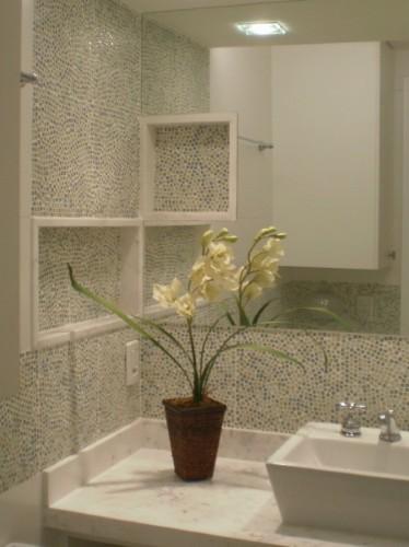 Bancada de banheiro Social (Foto:Divulgação)