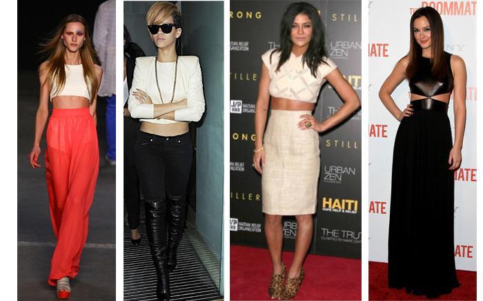 A tendência é usada por muitas celebridades. (Foto: Divulgação).