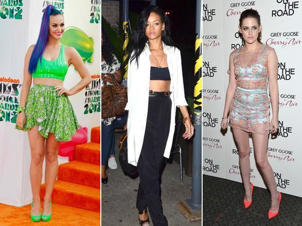 A moda pode ser divertida ou usada para o tapete vermelho. (Foto: Divulgação).