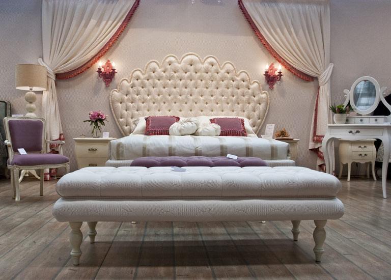Decora o de quartos com cabeceiras modernas - Camas estilo romantico ...