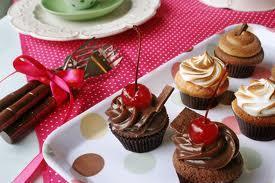 Sugestões de franquias de doces e bolos. (Foto: Divulgação).