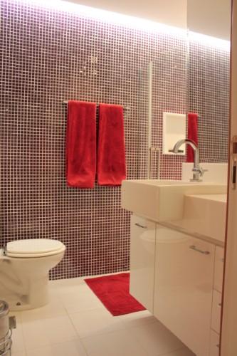 Banheiro Social Moderno (Foto:Divulgação)