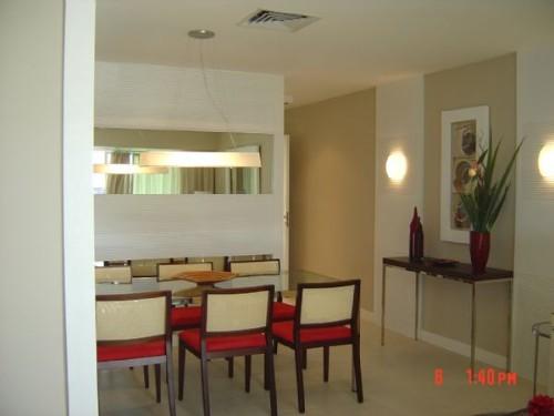 Espelhos Para Sala De Jantar Fotos ~ Projetos de sala de jantar pequena