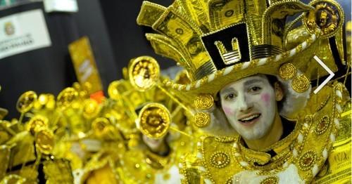 Carnaval 2013 (Foto:Divulgação)